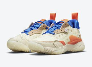 Jordan Delta 2 Orange Royal Blue CW0913-101 Release Date Info