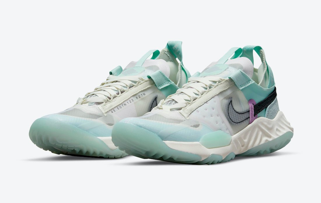 Jordan Delta Breathe Sea Glass DM0977-103 Release Date Info