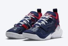 Jordan Why Not Zer0.4 Washington Wizards DD9659-400 Release Date Info