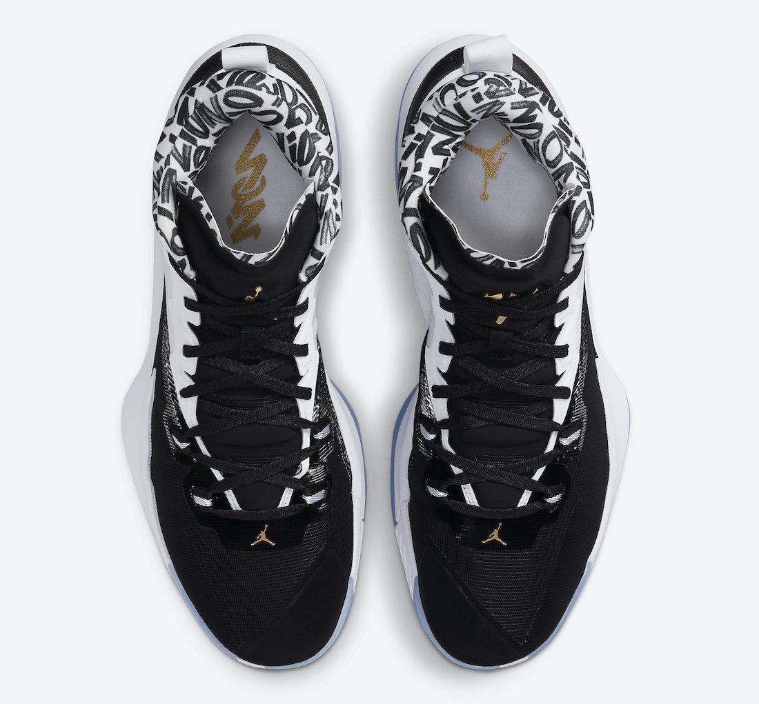Jordan Z Code Black White DA3129-002 Release Date Info