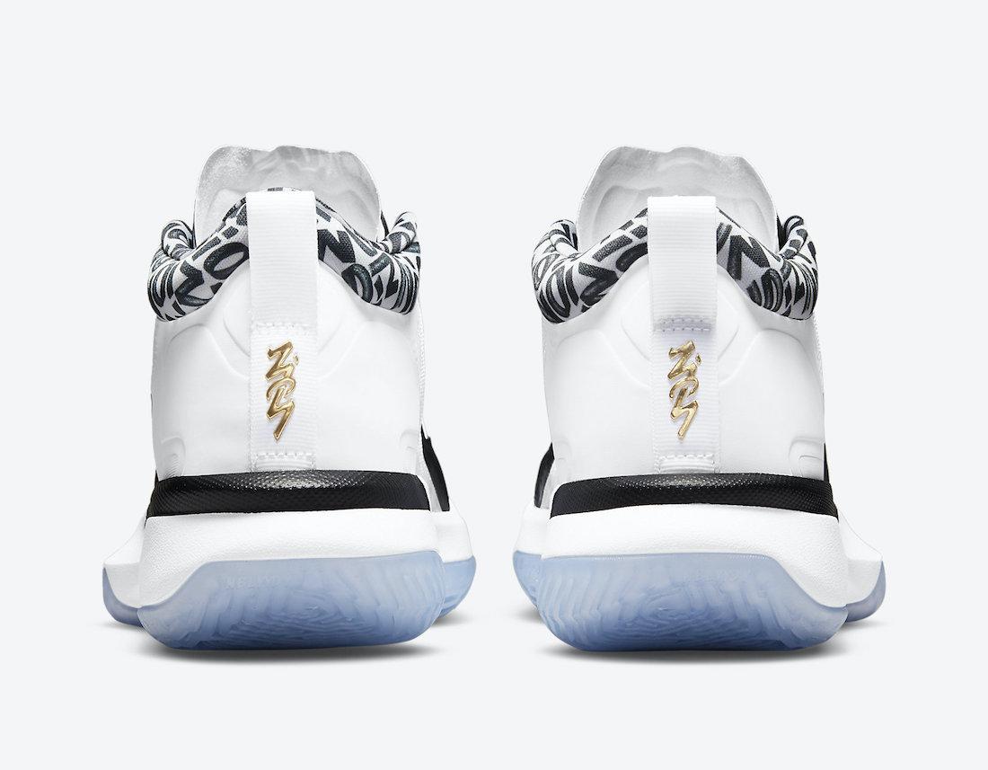 Jordan Zion 1 Gen Zion DA3129-002 Release Date