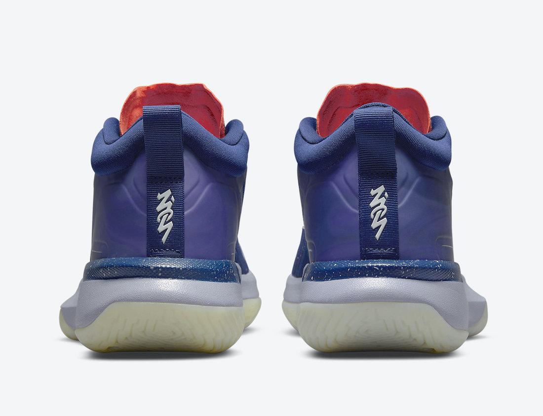 Jordan Zion 1 ZNA DA3130-400 Release Date Info