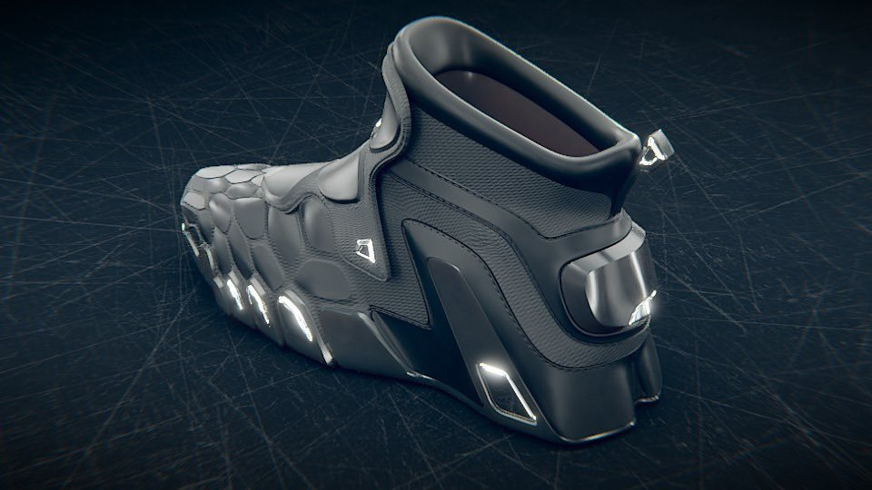 Mamba Kobe Bryant Sneaker