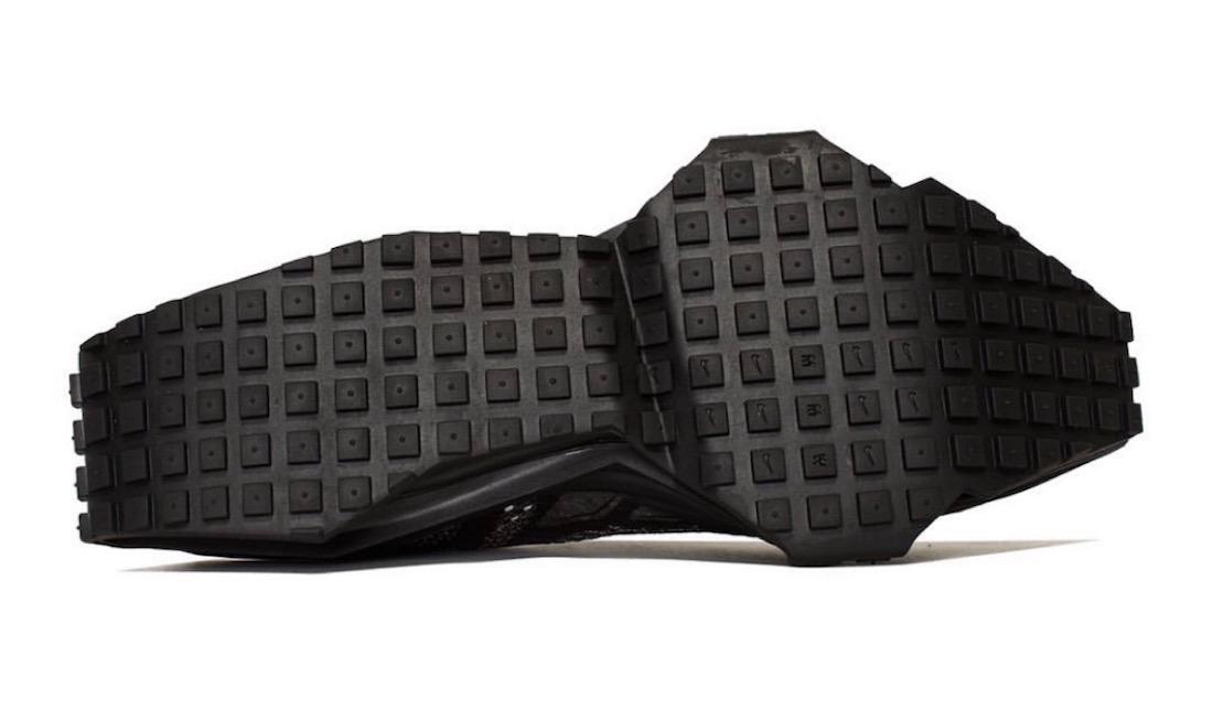 Matthew M Williams Nike Zoom MMW 4 Triple Black DC7442-001 Release Date Info