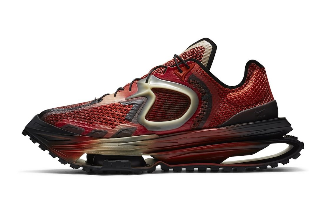 Matthew M Williams x Nike Zoom MMW 4 Rust Factor DC7442-800 Release Date
