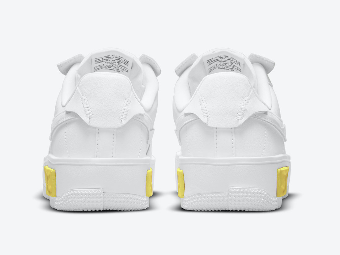 Nike Air Force 1 Fontanka White Summit White Photon Dust DA7024-101 Release Date Info
