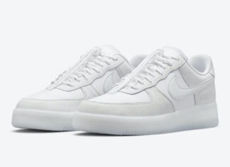 Nike Air Force 1 Gore-Tex Summer Shower DJ7968-100 Release Date Info