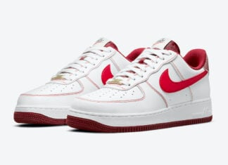 Nike Air Force 1 Low First Use DA8478-101 Release Date Info
