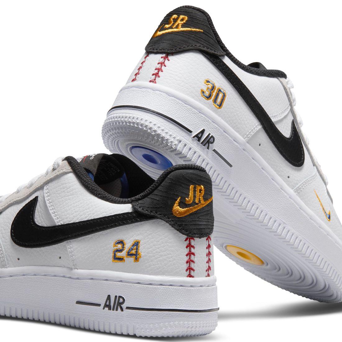 Nike Air Force 1 Low Ken Griffey Jr. Sr. Release Date Info