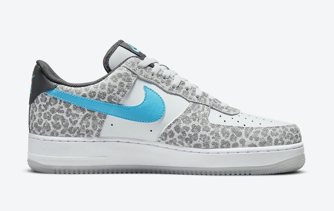 Nike Air Force 1 Low Leopard DJ6192-001 Release Date Info