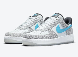 Nike Air Force 1 Low Leopard DJ6192-001 Release Date Info