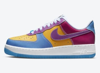 Nike Air Force 1 Low UV DA8301-100 Release Date Info