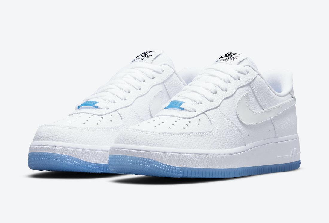 Nike Air Force 1 Low UV DA8301-101 Release Date Info