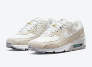 Nike Air Max 90 Sail White Light Bone DB0636-100 Release Date Info