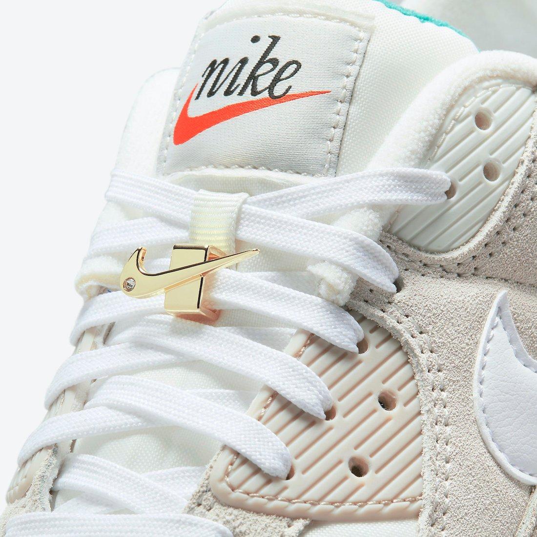 Nike Air Max 90 Sail White Light Bone DB0636-100 Release Date Info