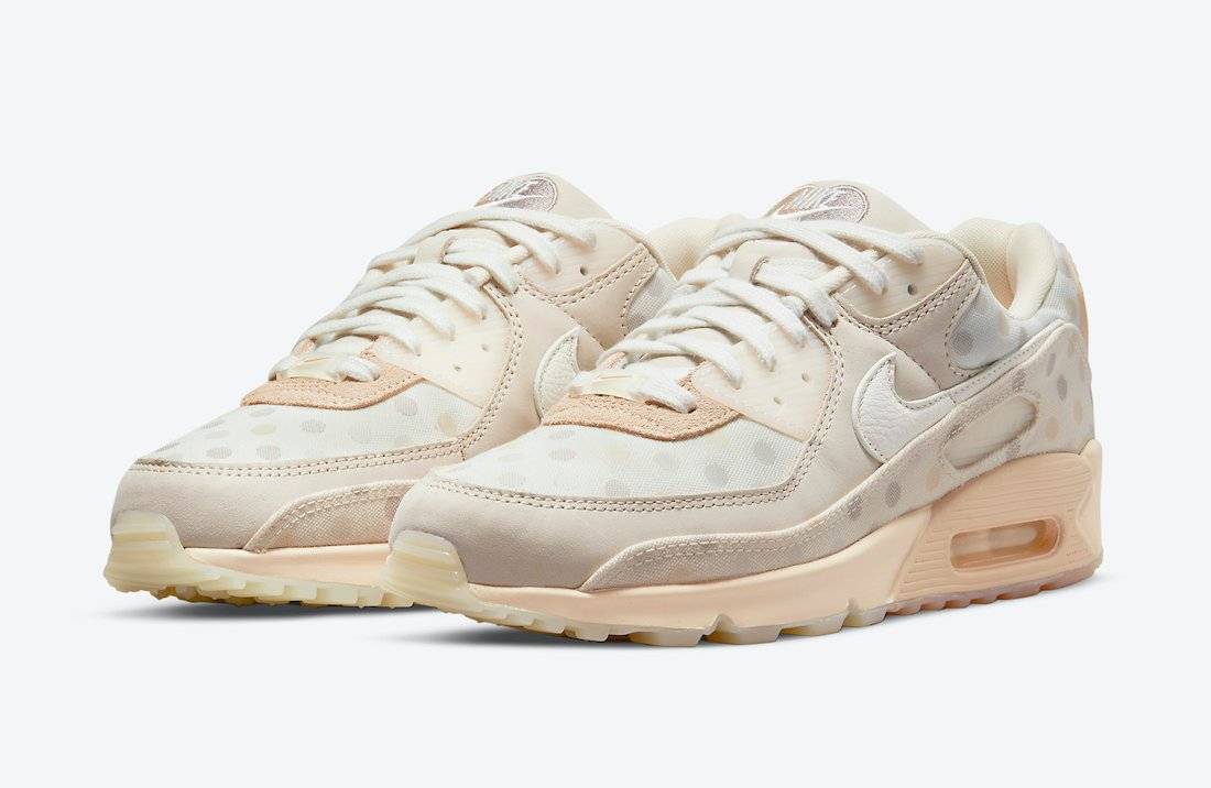 Nike Air Max 90 Sail Desert Sand Pale Ivory CZ1929-200 Release Date Info | SneakerFiles