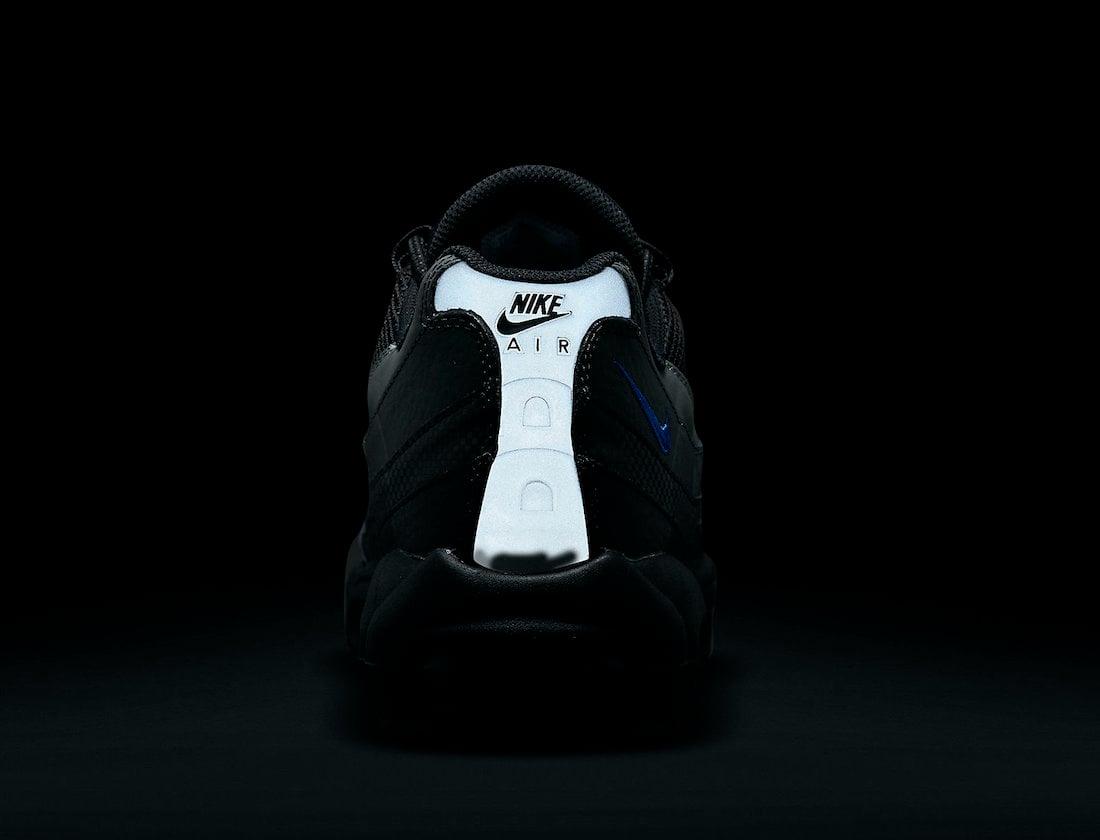 Nike Air Max 95 Black Royal DM9104-001 Release Date Info