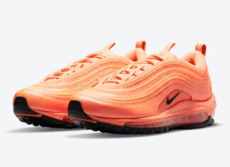 Nike Air Max 97 Orange Black DM8338-800 Release Date Info