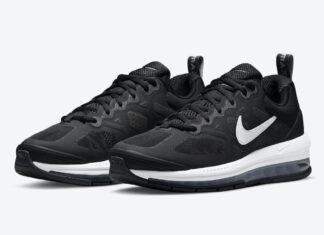Nike Air Max Genome Black White CW1648-003 Release Date Info