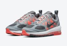 Nike Air Max Genome Bright Mango CW1648-004 Release Date Info