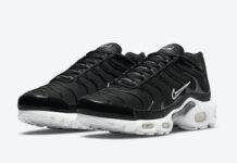 Nike Air Max Plus Black White DM2362-001 Release Date Info
