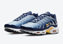 Nike Air Max Plus Sky Blue Laser Orange DM3530-400 Release Date Info