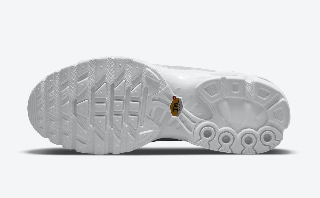 Nike Air Max Plus Triple White DM2362-100 Release Date Info