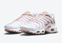 Nike Air Max Plus White Rose DM2362-101 Release Date Info