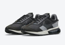 Nike Air Max Pre-Day Black Anthracite Grey DA4263-001 Release Date Info