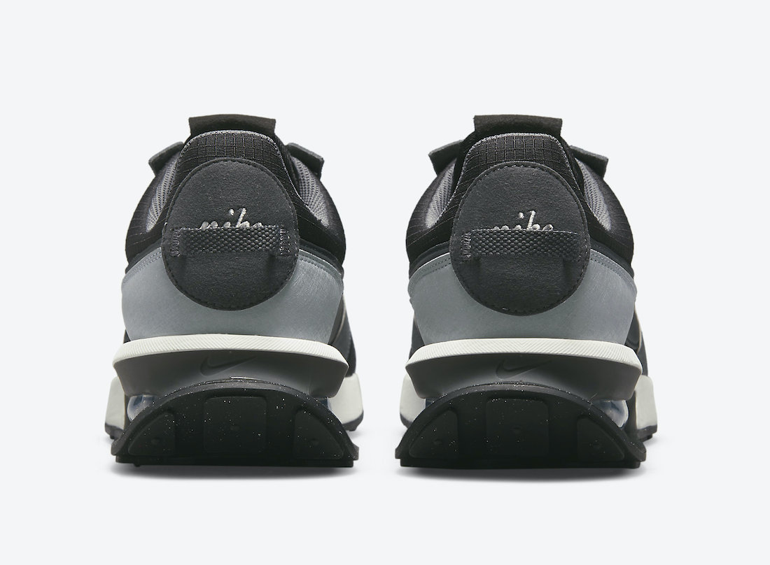 Nike Air Max Pre-Day Black Anthracite Grey DA4263-001 Release Date Info
