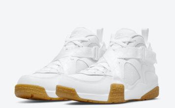 Nike Air Raid White Gum DJ5974-100 Release Date Info