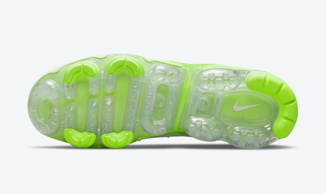 Nike Air VaporMax Plus White Volt DJ5975-100 Release Date Info