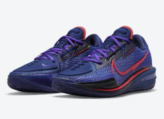 Nike Air Zoom GT Cut Navy Red Purple CZ0175-400 Release Date Info