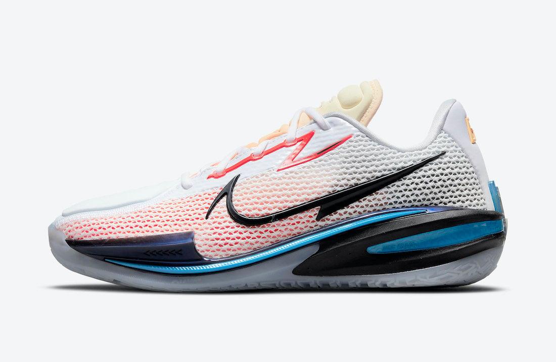 Nike Air Zoom GT Cut White CZ0176-101 Release Date Info