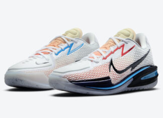Nike Air Zoom GT Cut White CZ0176-101 Release Date Info