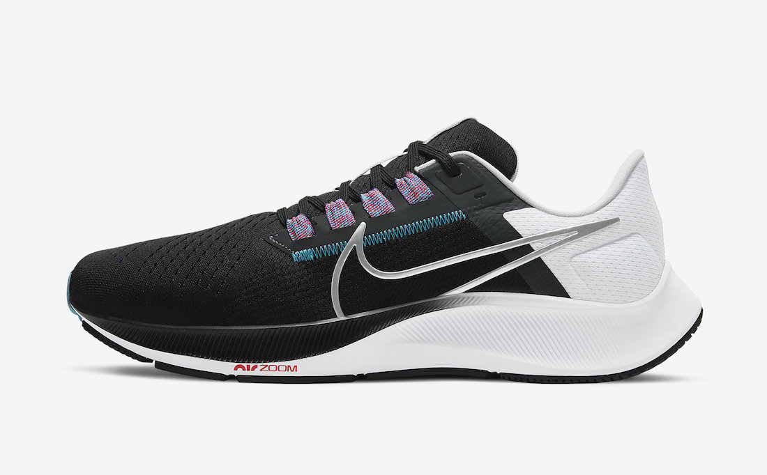 Nike Air Zoom Pegasus 38 Black CW7356-003 Release Date Info