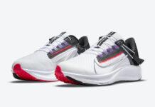 Nike Air Zoom Pegasus 38 FlyEase Flash Crimson DA6698-101 Release Date Info