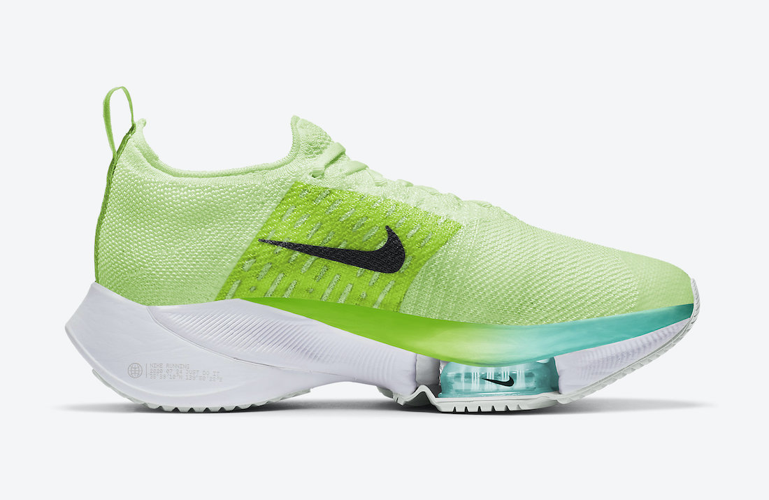 Nike Air Zoom Tempo NEXT% Volt CI9924-700 Release Date Info