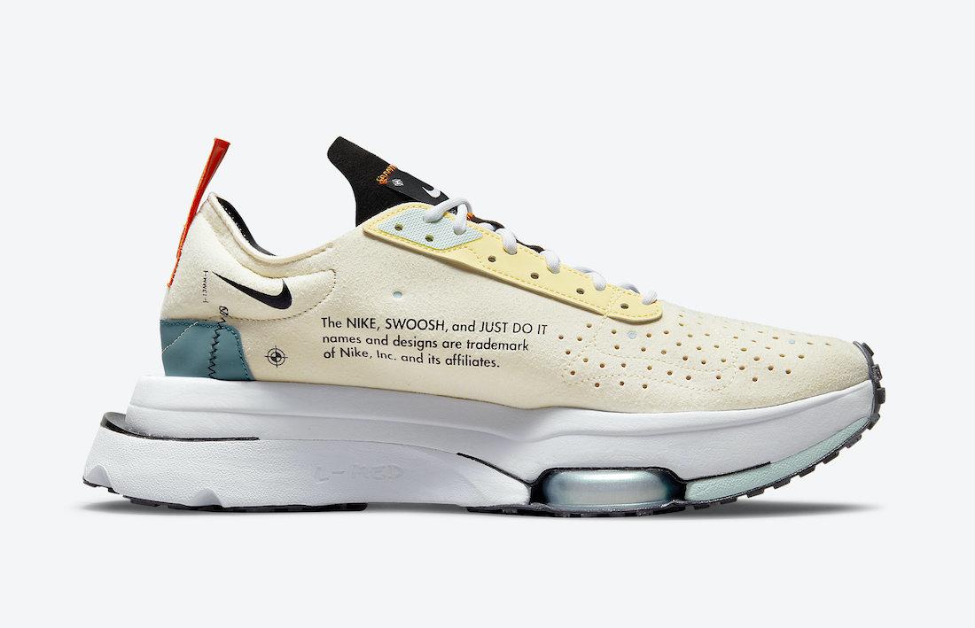 Nike Air Zoom Type Coconut Milk DJ5208-103 Release Date Info