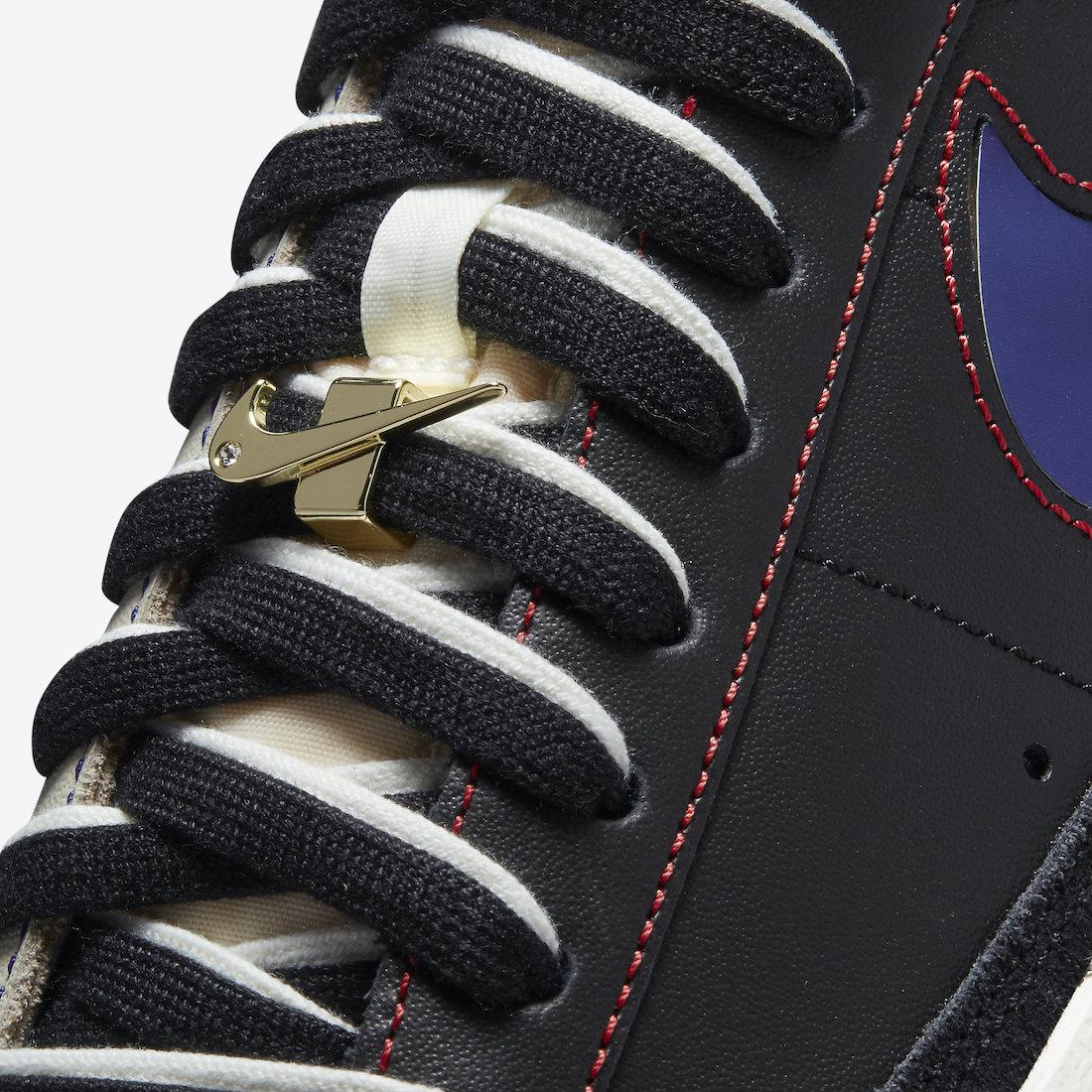 Nike Blazer Low Removable Swoosh Logos DH4370-001 Release Date Info