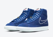Nike Blazer Mid 77 First Use Deep Royal Blue DC3433-400 Release Date Info