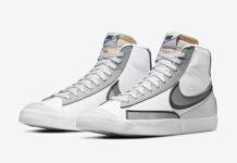 Nike Blazer Mid 77 Infinite Iron Grey DA7233-103 Release Date Info