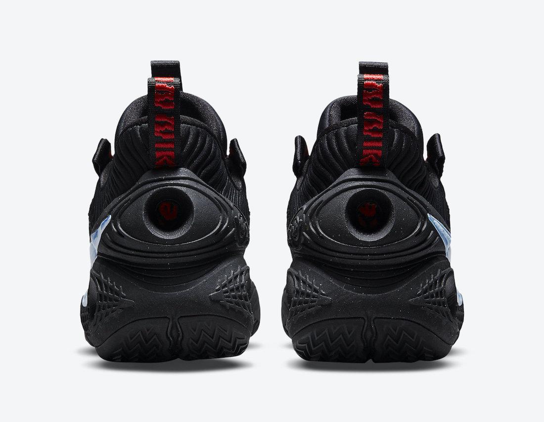 Nike Cosmic Unity Black White Ghost DA6725-003 Release Date Info