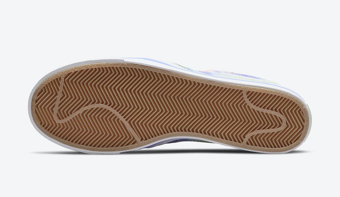 Nike Court Legacy Print Tie-Dye CZ1752-900 Release Date Info