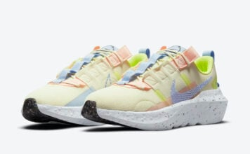 Nike Crater Impact Spring Pastels CW2386-700 Release Date Info
