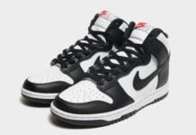 Nike Dunk High White Black University Red DD1869-103 Release Date Info