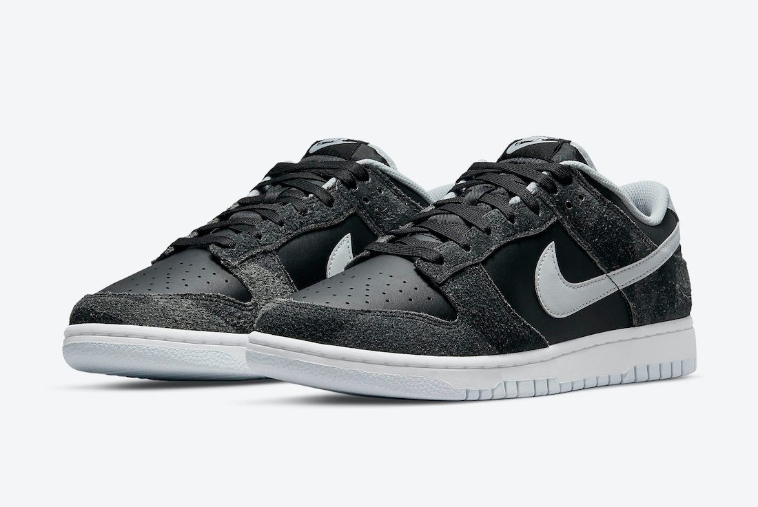 Nike Dunk Low Animal Black DH7913-001 Release Date