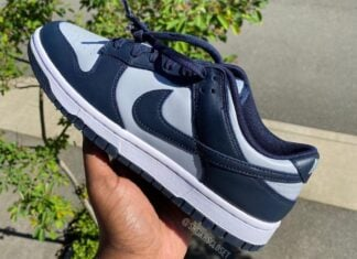 Nike Dunk Low Georgetown Hoyas Release Date