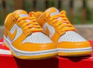 Nike Dunk Low Laser Orange DD1503-800