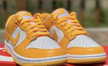 Nike Dunk Low Laser Orange DD1503-800